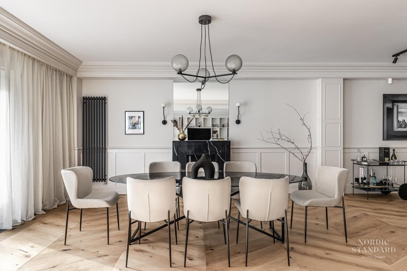 Grand Appartement à Madrid, Recoletos, vente