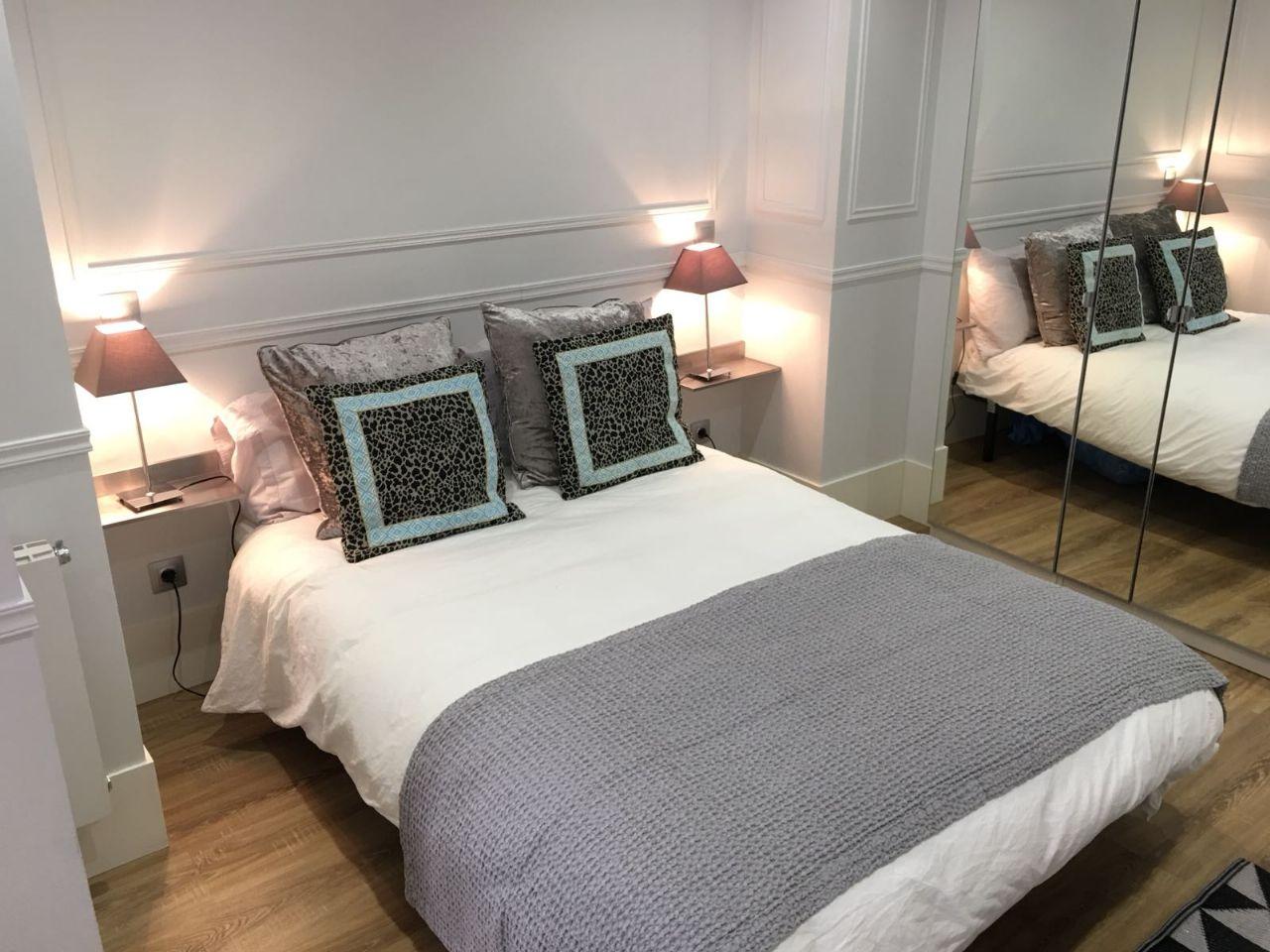 Apartamento en Madrid, Serrano / Salamanca, alquiler