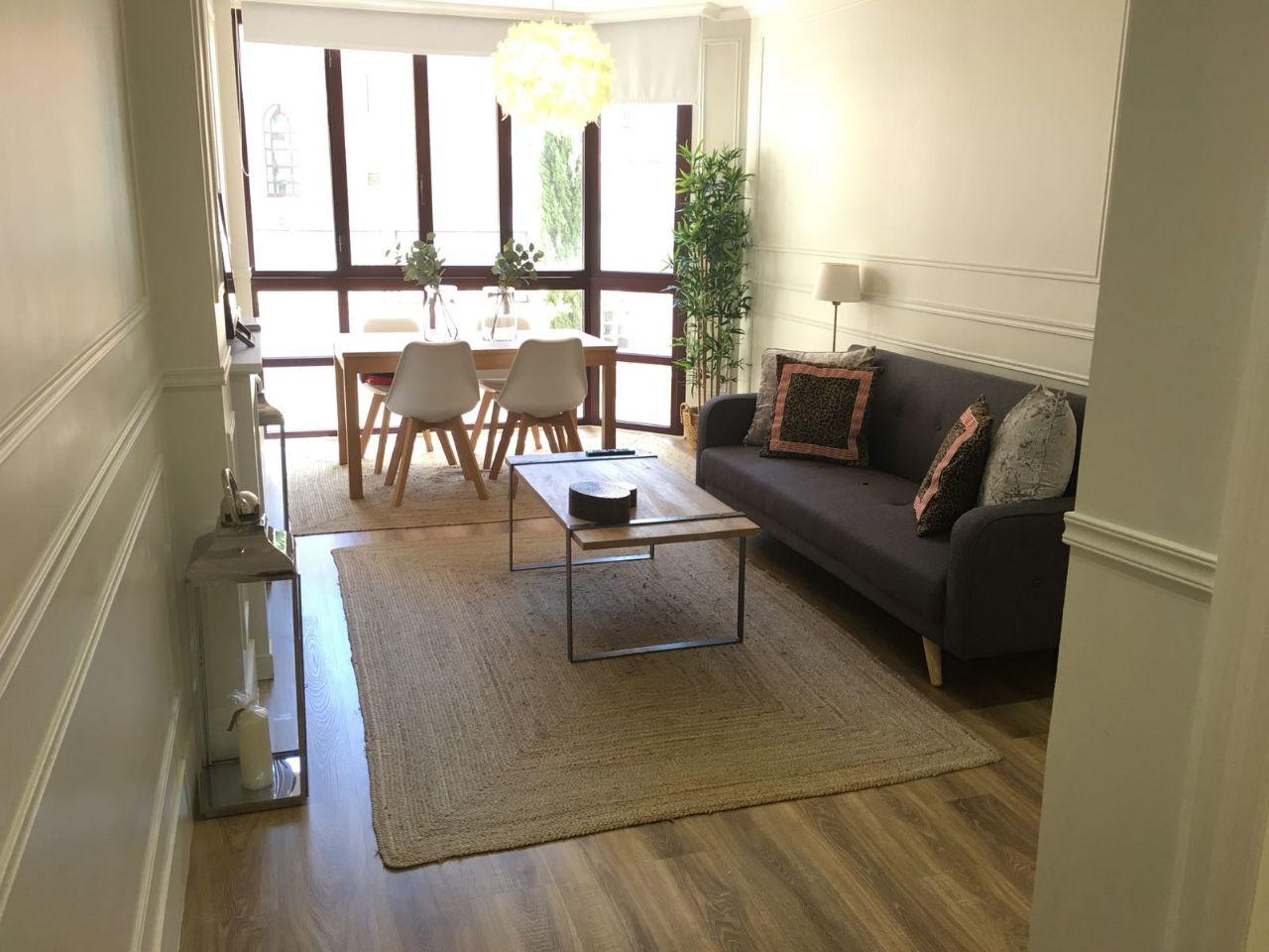 Apartamento en Madrid, Plaza del Marqués de Salamanca, alquiler