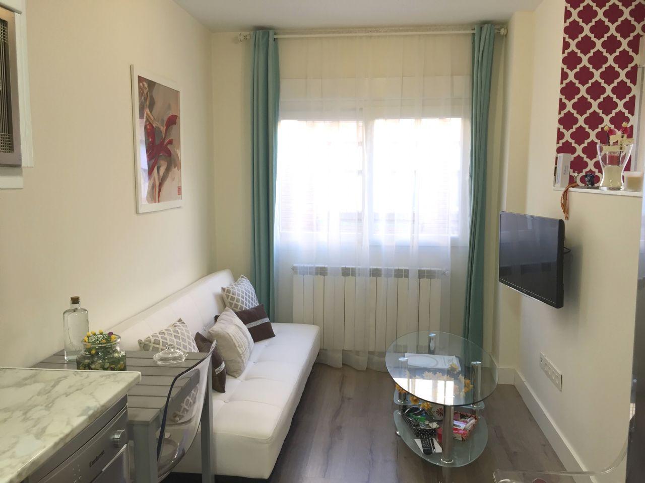 Apartment in Madrid, Hermosilla / Porlier, for rent