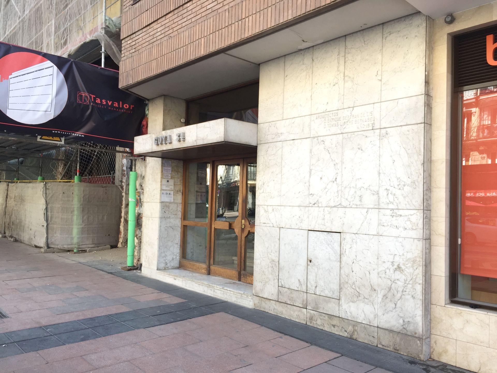 Garaje / Parking en Madrid, Goya / Recoletos, venta