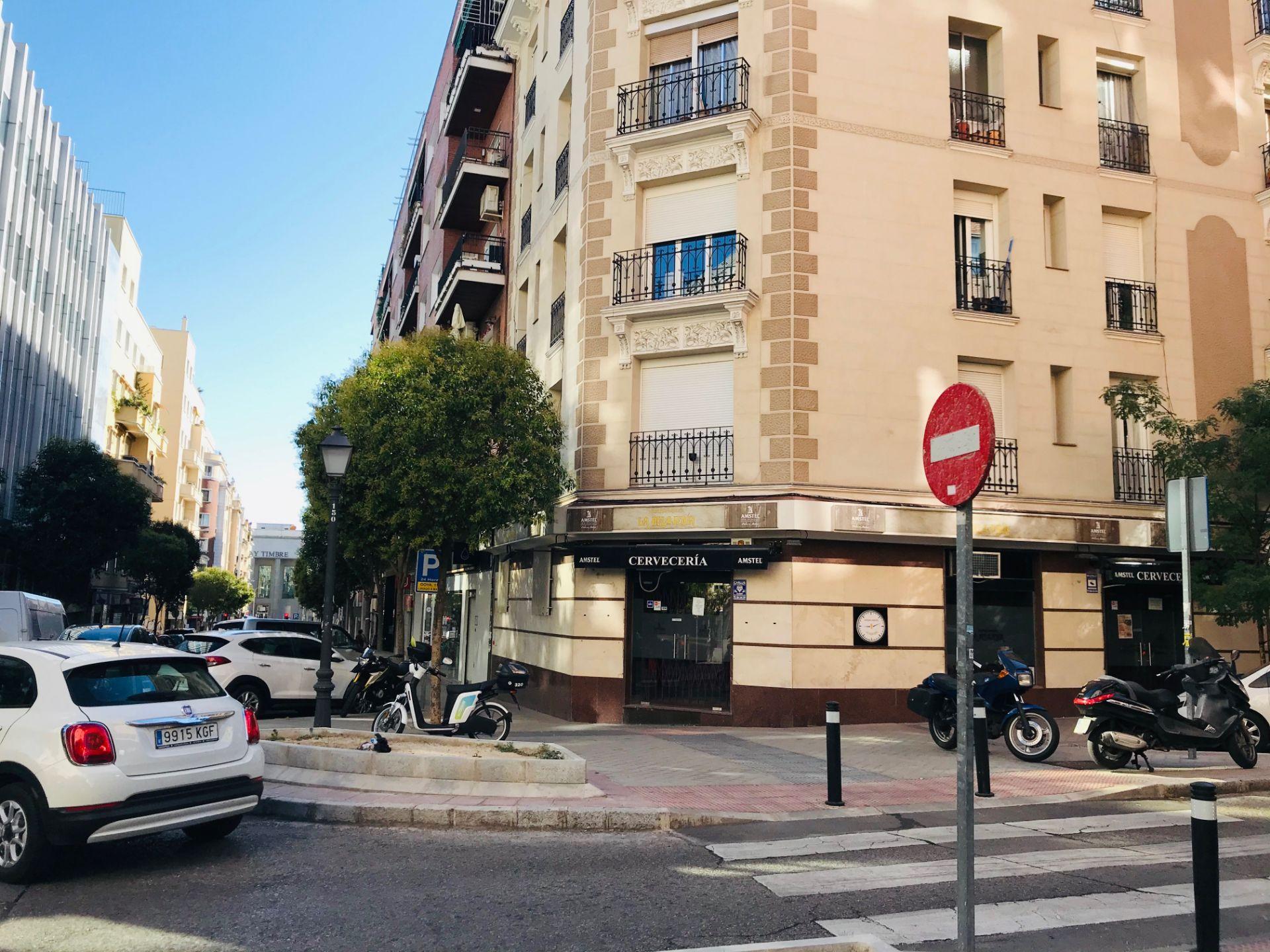 Local comercial en Madrid, GOYA, alquiler