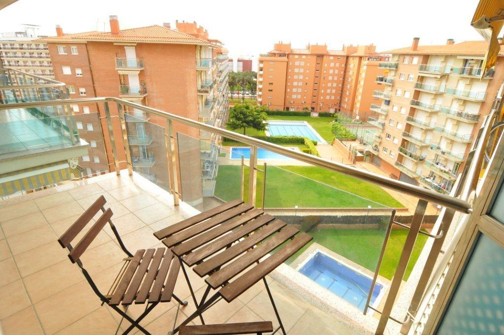 Apartament a Santa Susanna, Paseo Maritimo, en lloguer