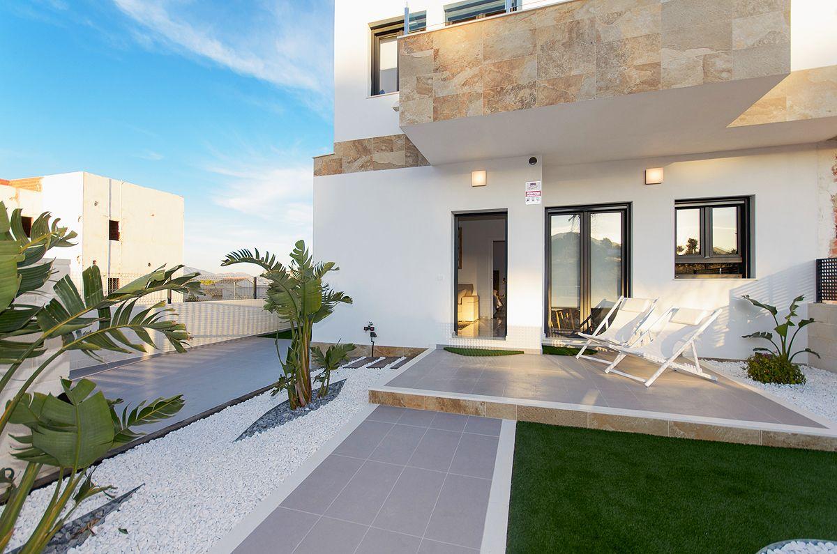 Casa adosada en Polop de la Marina, La Alberca, venta
