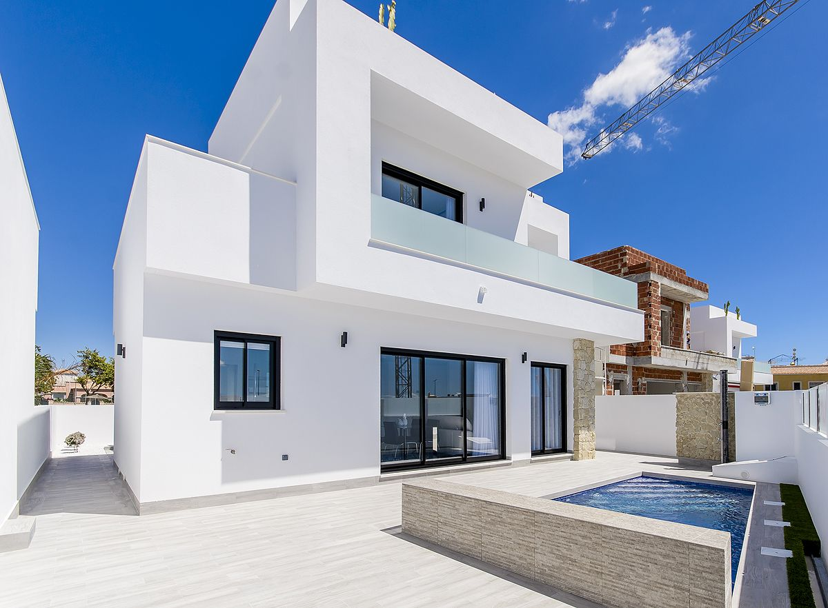 Villa de Lujo en Montesinos, Los, La Herrada, venta