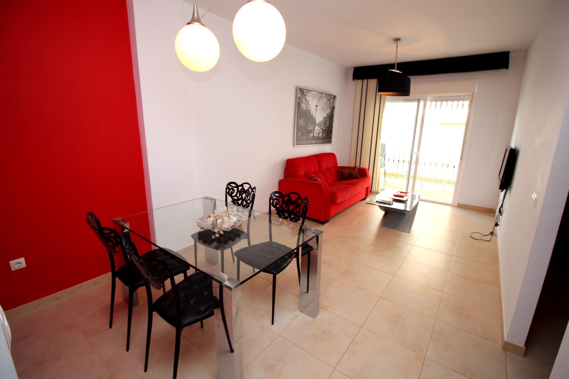 Apartamento en el Morche, alquiler