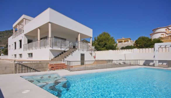 Villa in Calpe / Calp, Canuta de Ifach, for sale