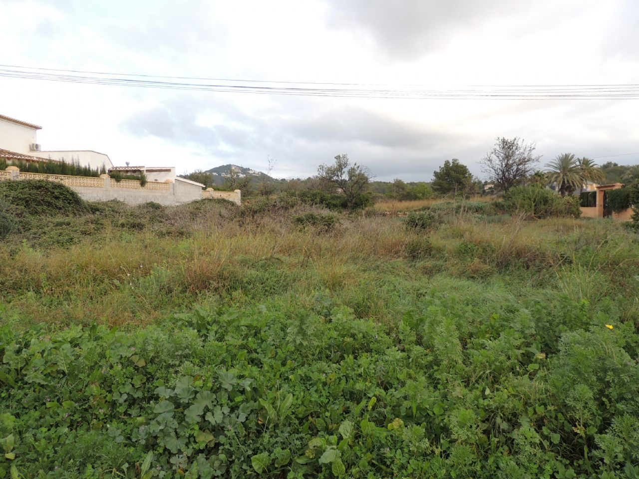 Plot in Calpe / Calp, Gargasindi, for sale