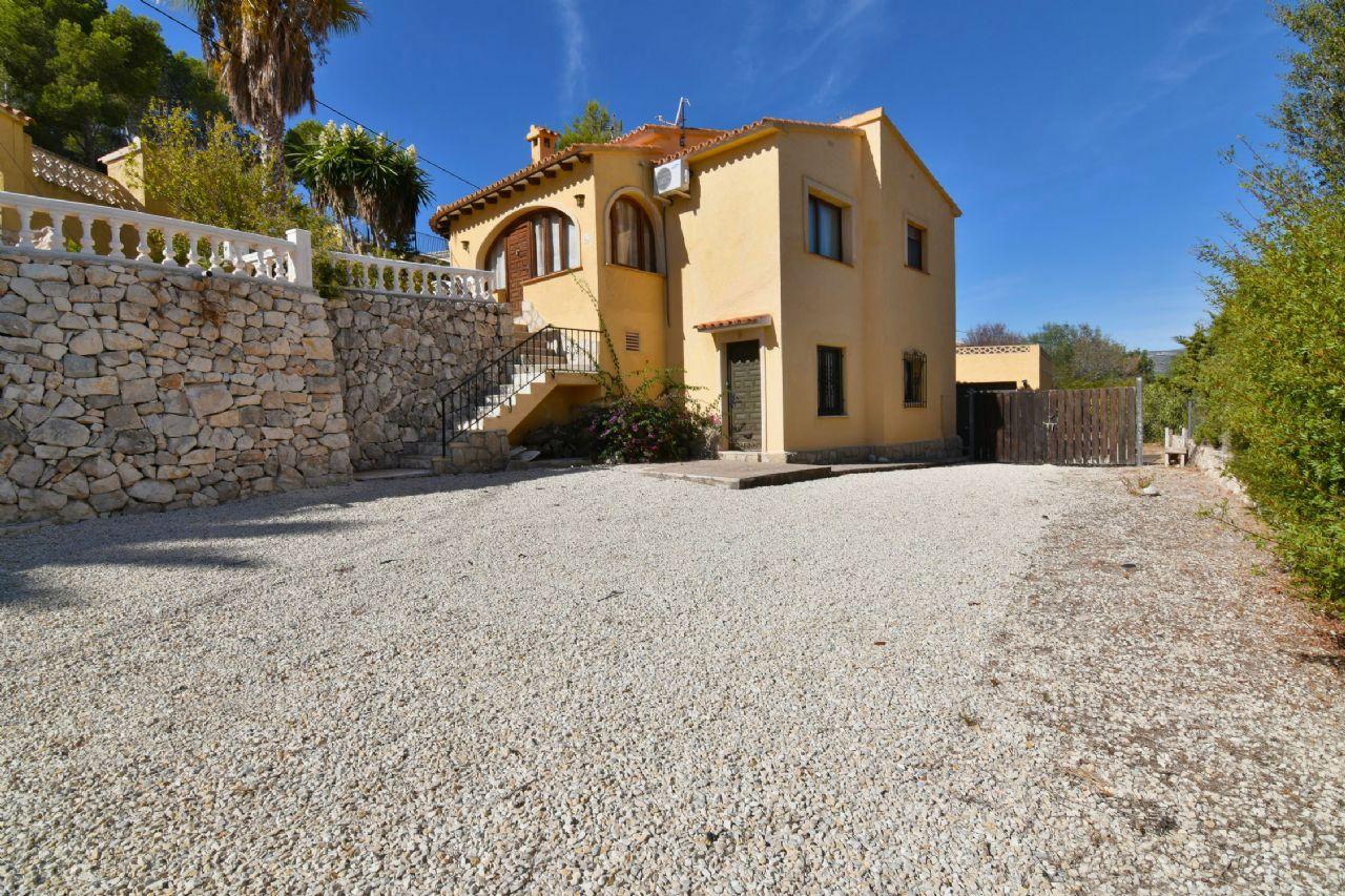 Villa in Calpe / Calp, Cometa III, for sale