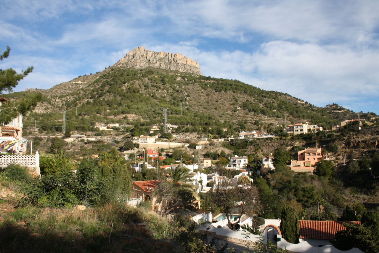 Plot in Calpe / Calp, Maryvilla, for sale