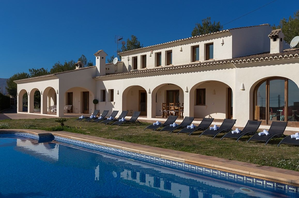 Villa in Benissa, Bellita, for sale