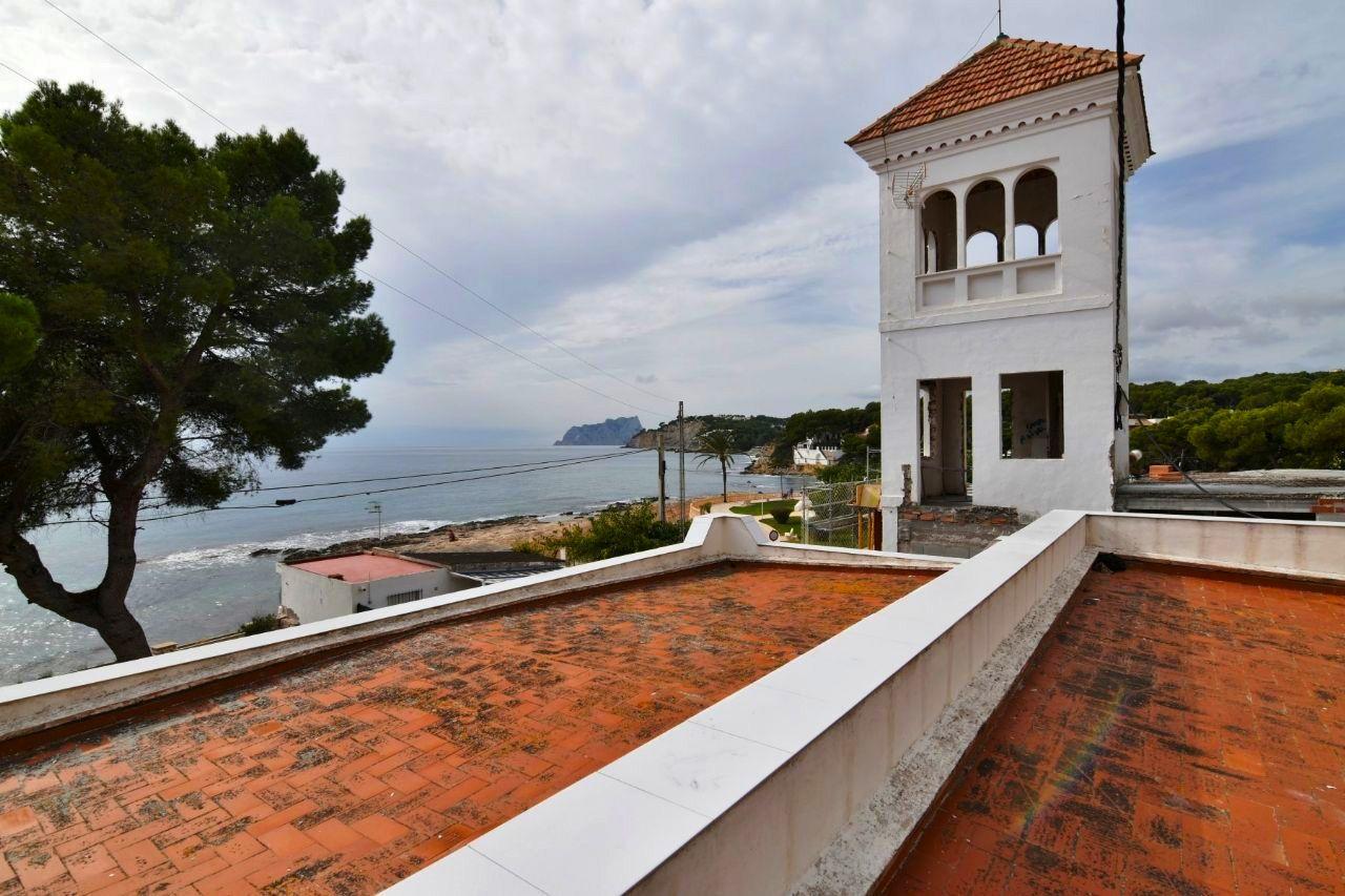 Villa in Moraira, el estret, for sale