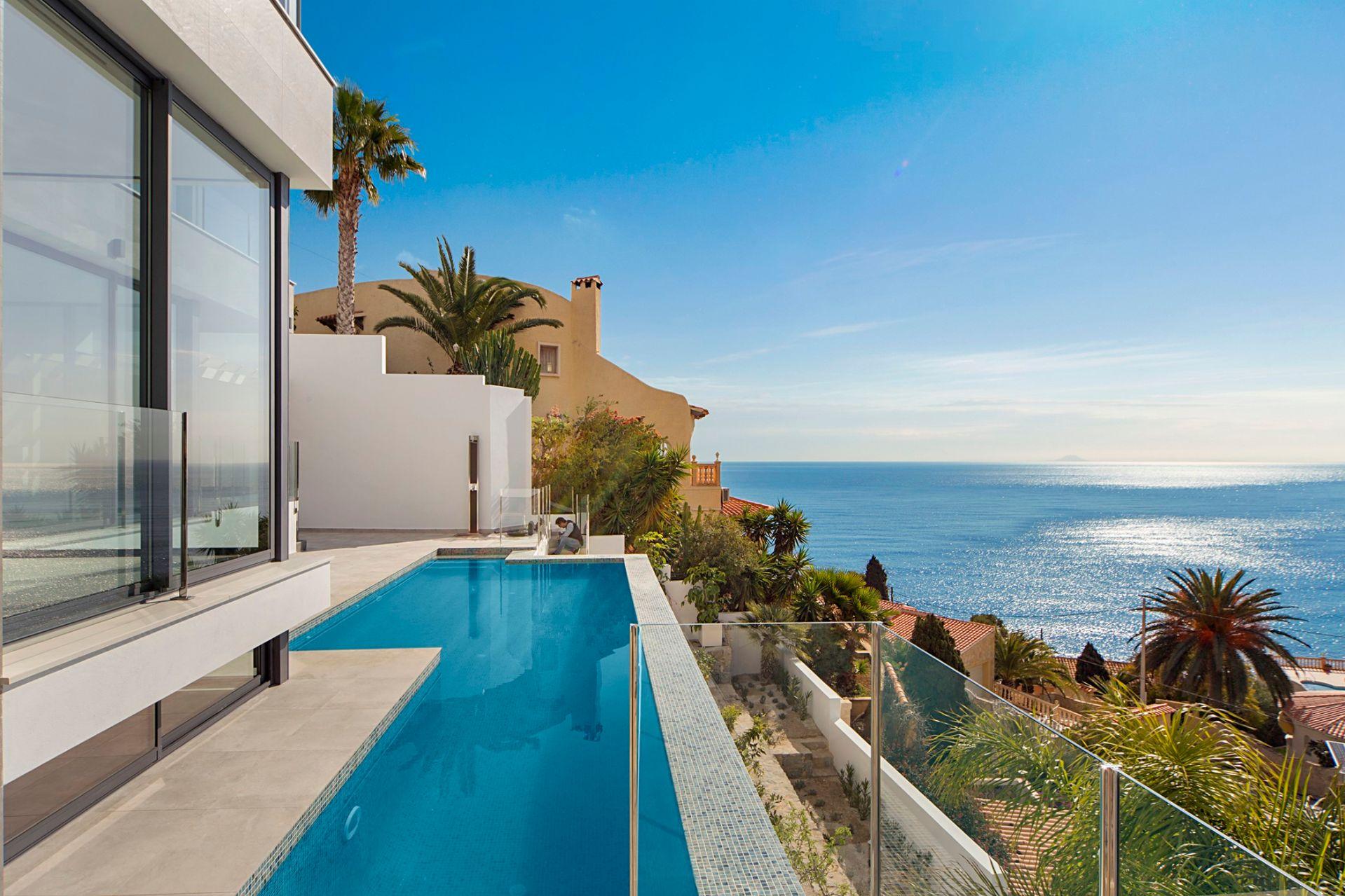 Villa in Calpe / Calp, urbanizacion, for sale