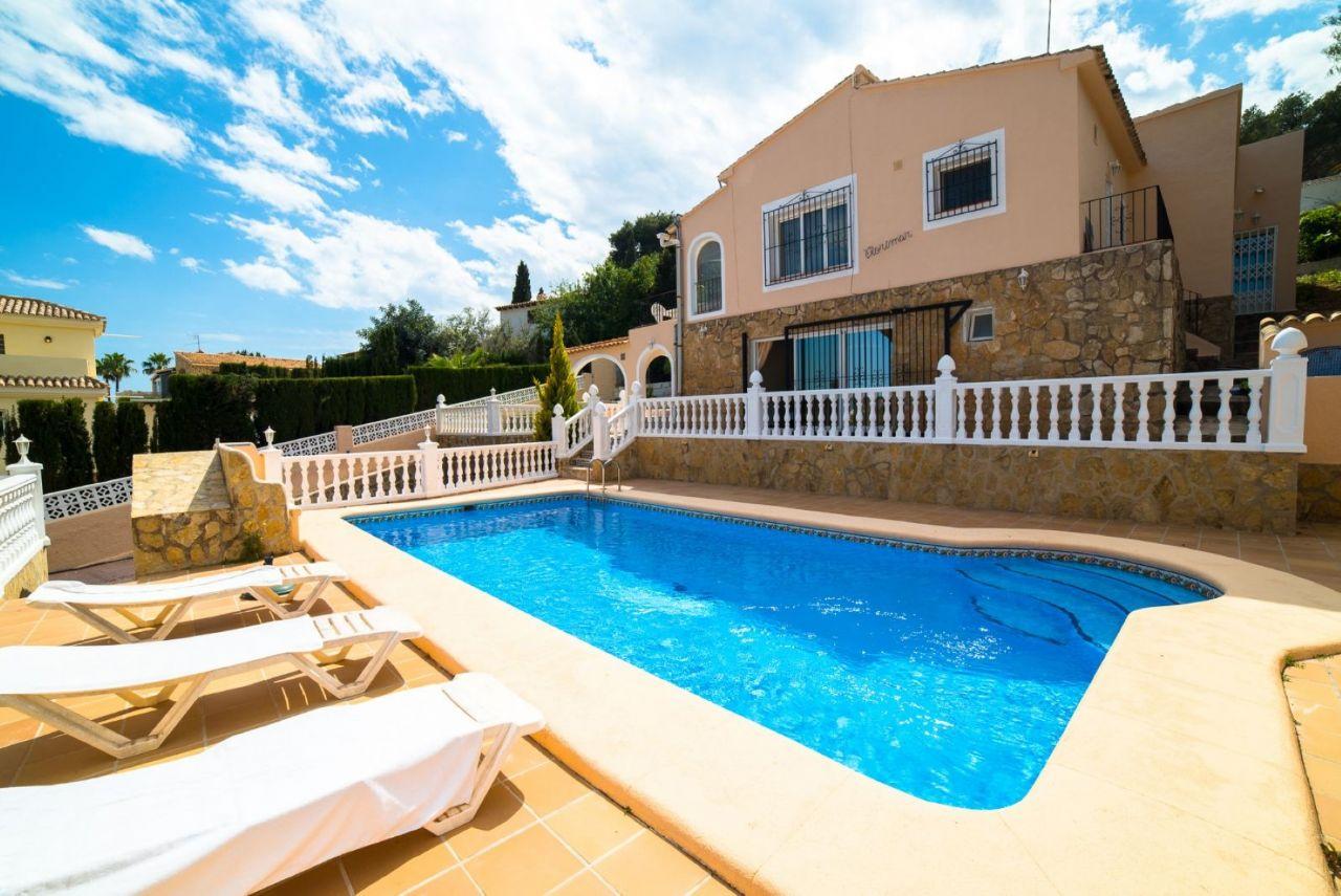 Villa in Moraira, Benimeit, for sale