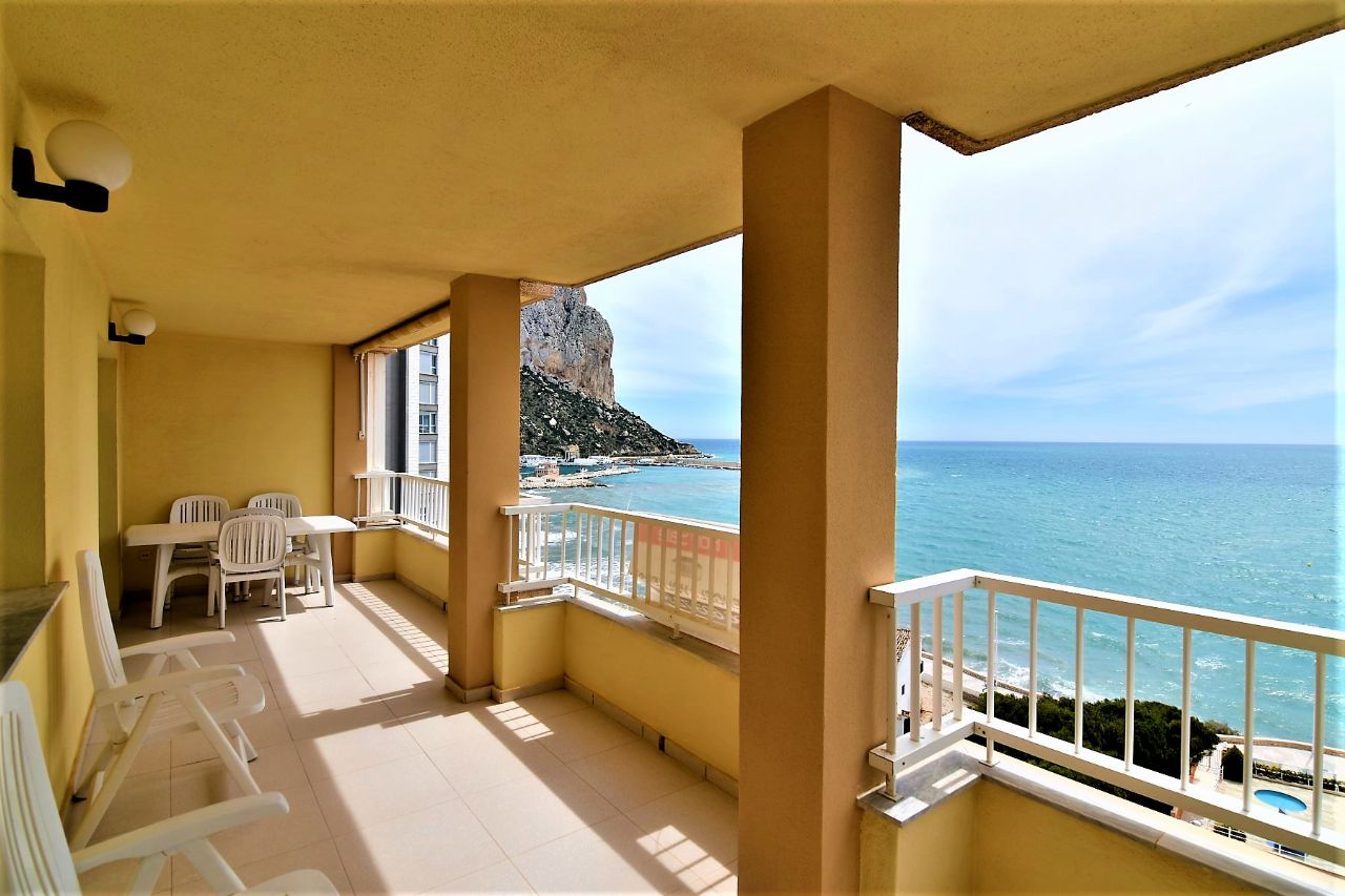 Apartment in Calp / Calpe, Arenal Bol, for sale