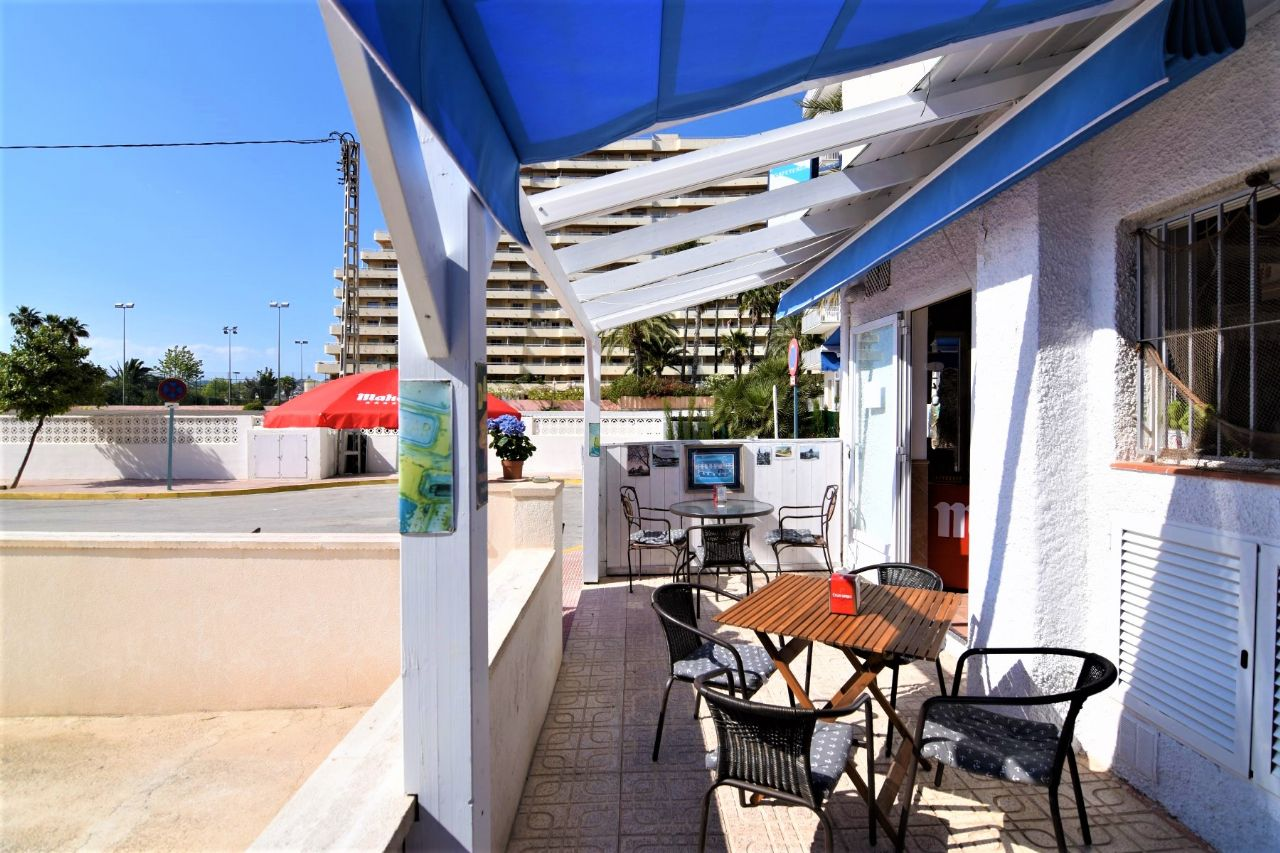 Winkelruimte in Calpe / Calp, Playa de Levante, te koop