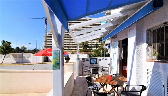 Commercial property in Calpe / Calp, Playa de Levante, for sale