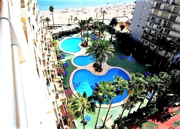 Apartment in Calpe / Calp, Playa de Levante, for sale