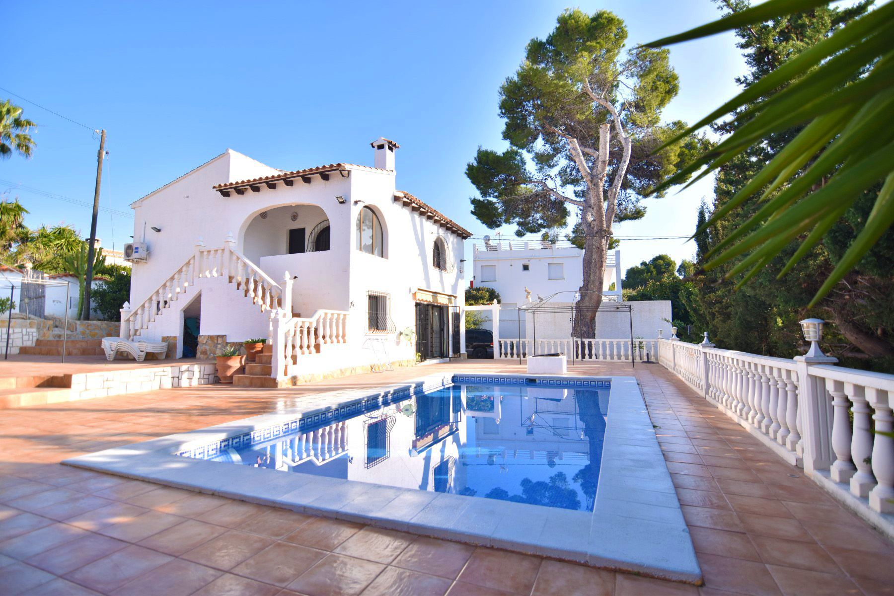 Villa in Calpe / Calp, Los Pinos, for sale