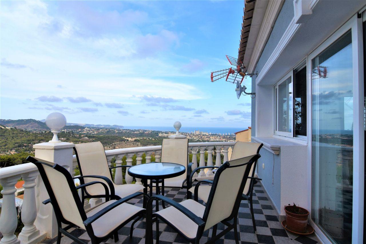 Villa in Calpe / Calp, Oltamar, for sale