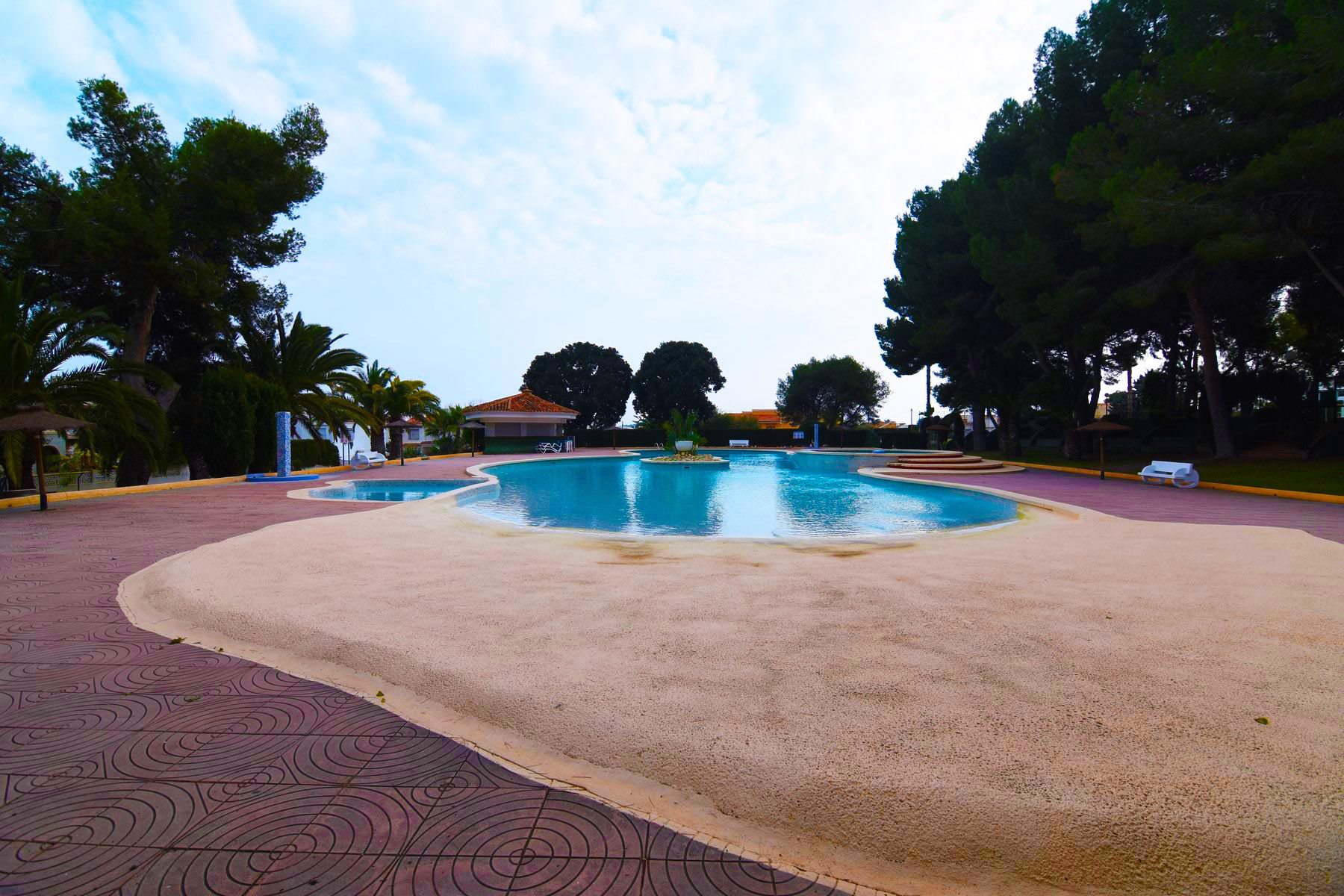 Bungalow in Calpe / Calp, Calpe Park, for sale