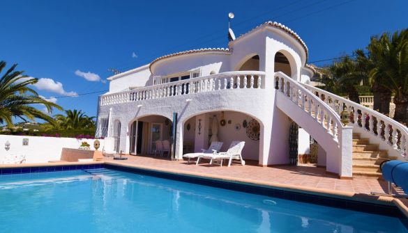 Villa in Calp / Calpe, Cometa III, for sale