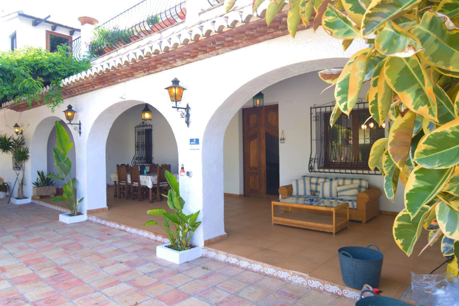 Casa / Chalet en Calpe / Calp, Benimarco, venta