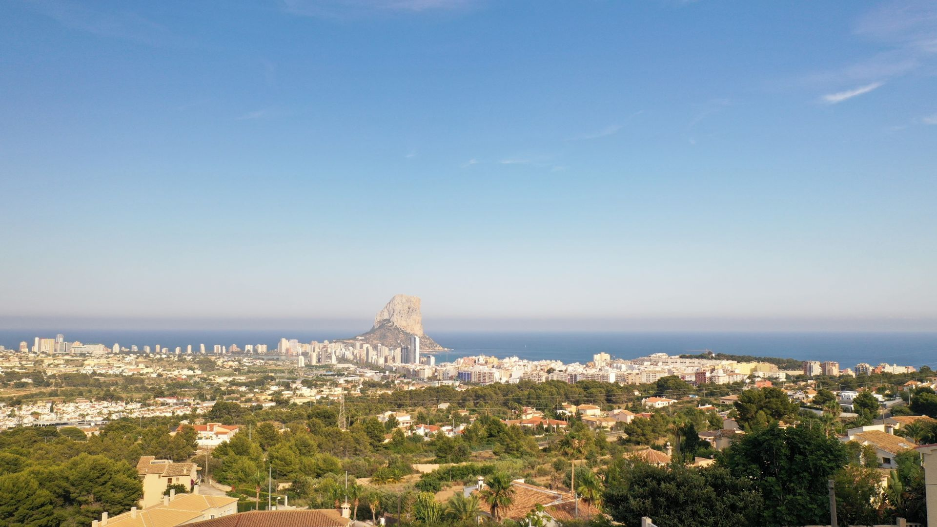 Plot in Calpe / Calp, partida cucarres, for sale