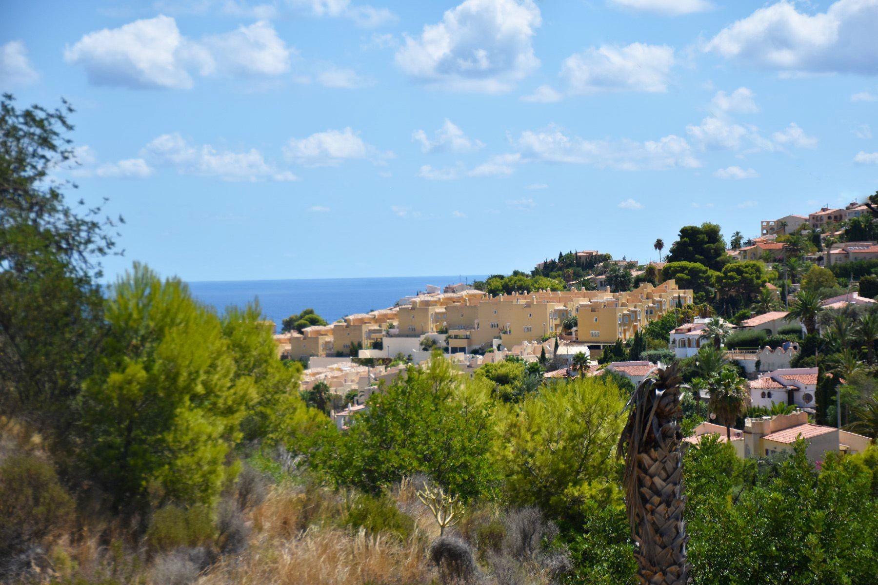 Villa in Calpe / Calp, Canuta de Ifach, for sale