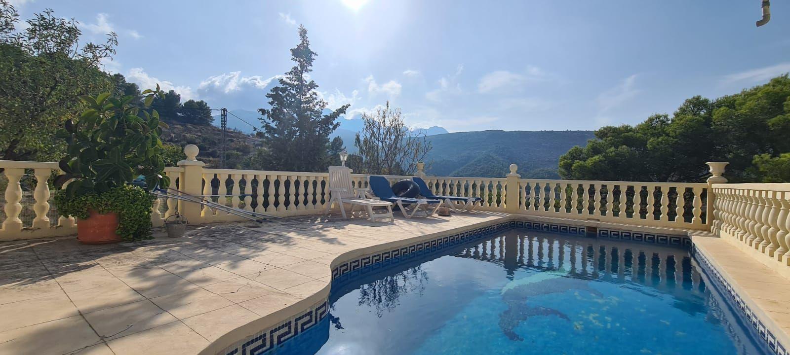 Villa in Benissa, Lleus, for sale