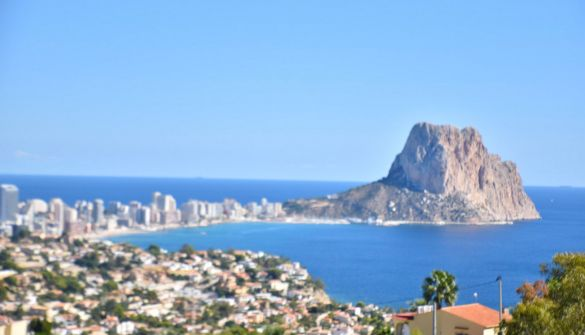 Villa in Calpe / Calp, Maryvilla, for sale