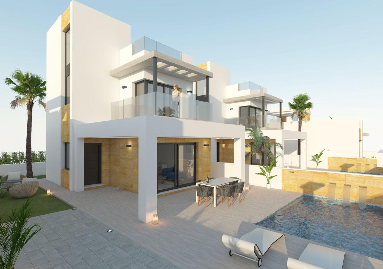 Luxury Villa in Torrevieja, HABANERAS, for sale