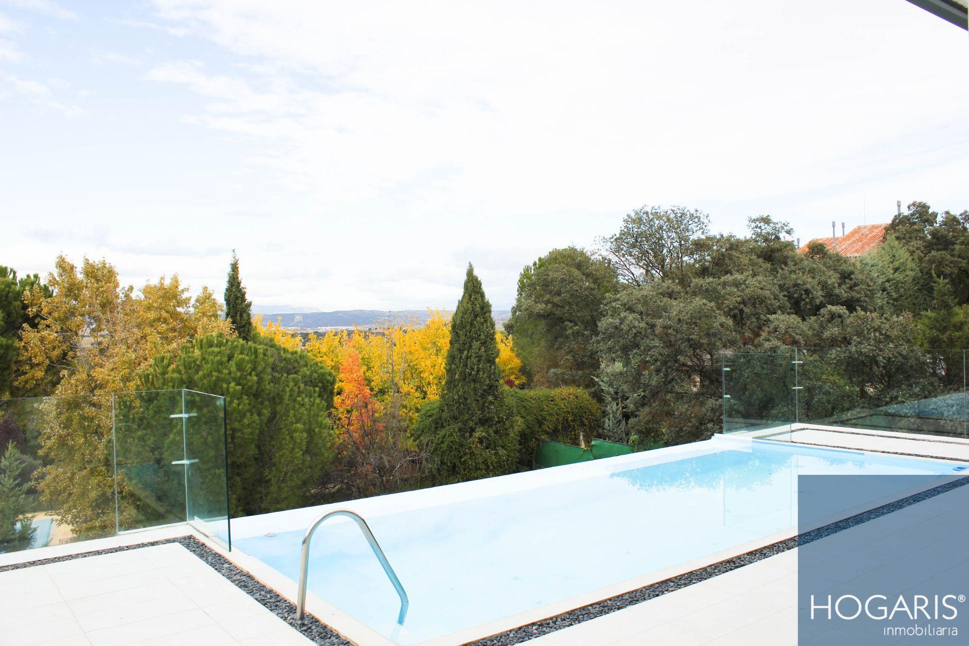 Villa in San Sebastián de los Reyes, for sale