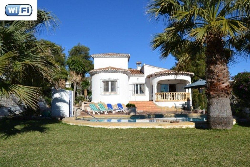 Villa à Jávea, location de vacances