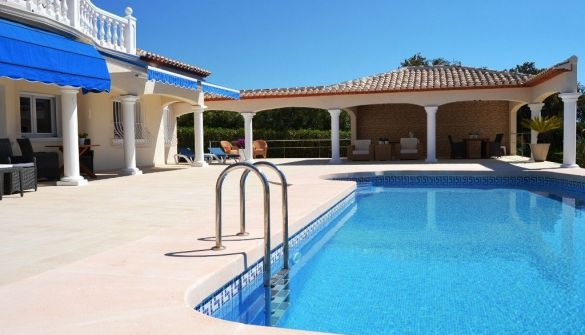 Villa in Jávea, Jesus pobre, holiday rentals