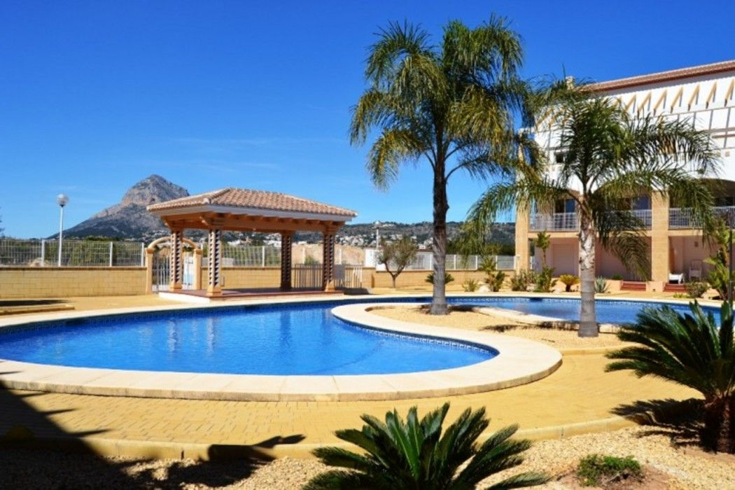 Appartement à Jávea, Arenal, location de vacances