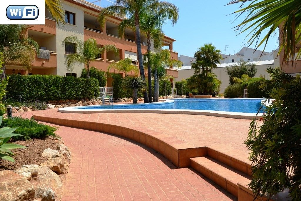 Apartment in Jávea, Arenal, holiday rentals