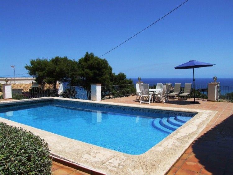 Villa à Jávea, Cap Negre, location de vacances