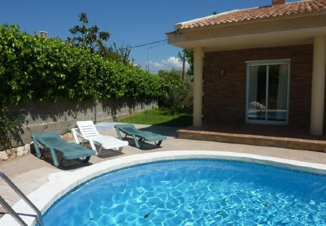 Villa à Montroig, location de vacances