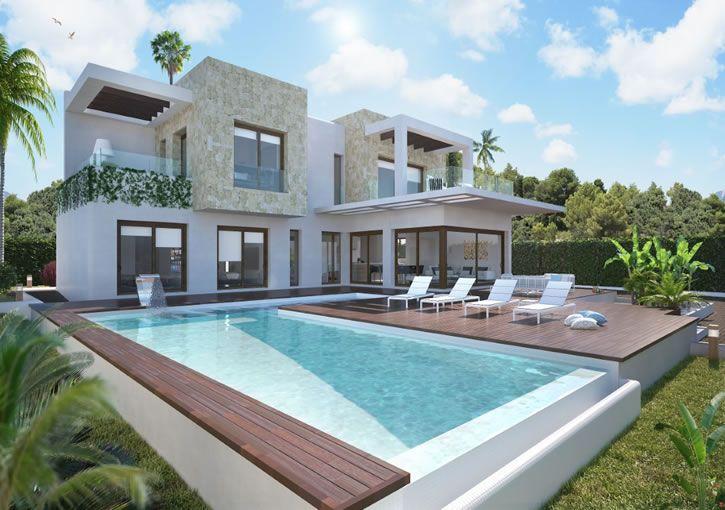 Villa de luxe à Jávea, Las Laderas, vente