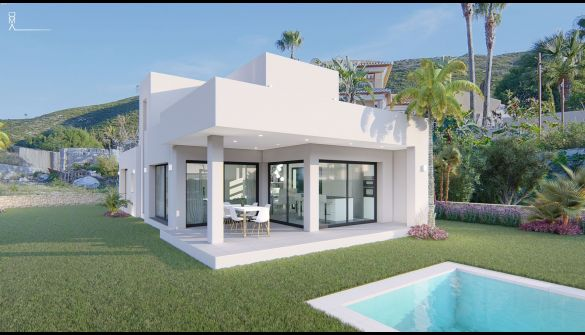 Villa in Jávea, Valle del Sol, for sale