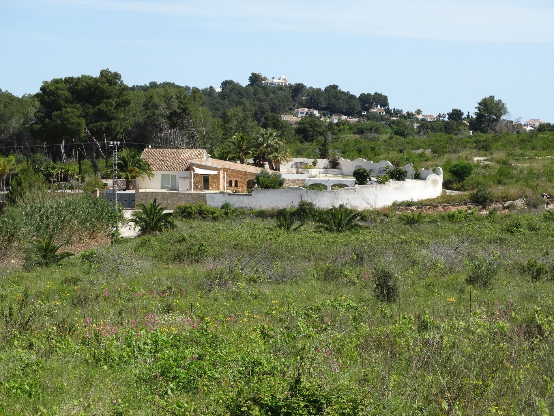Villa à Jávea, Valle del Sol, vente