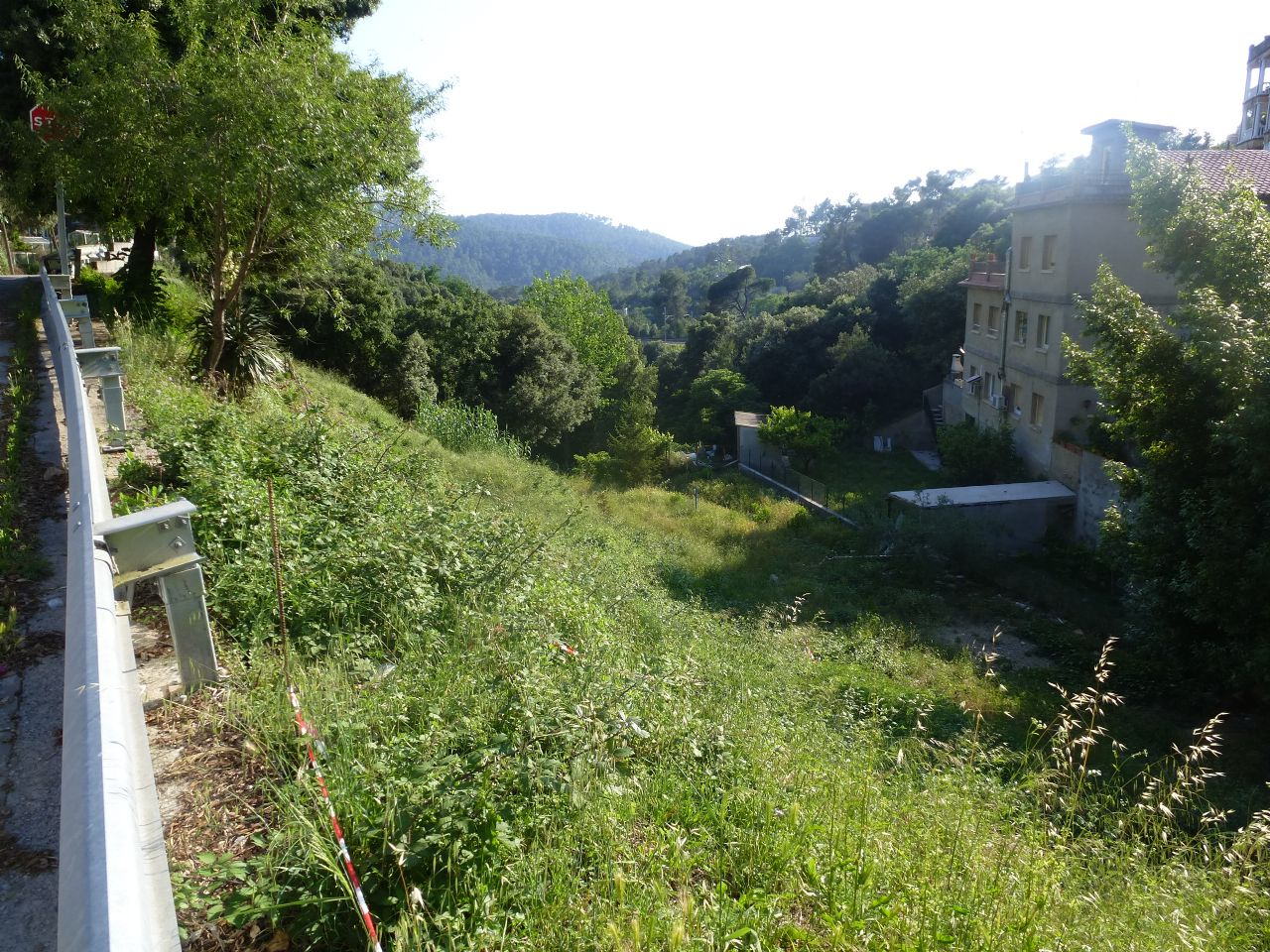 Plot in Sant Cugat del Vallès, La Floresta, for sale