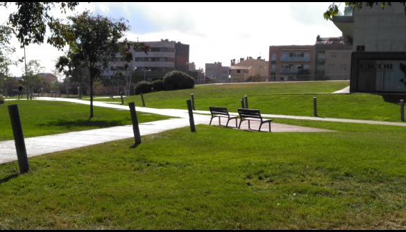 Atico en Sant Cugat Del Vallés de 3 habitaciones