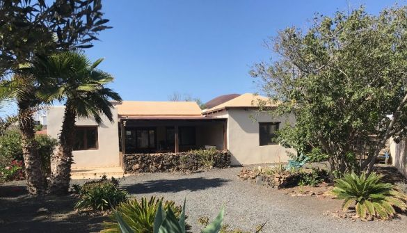 Casa de campo en Lajares de 3 habitaciones