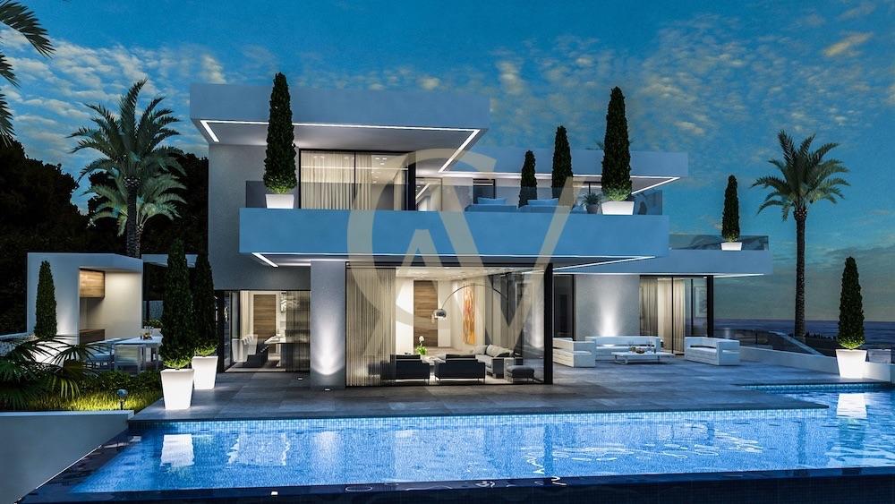 Casa / Chalet en Dénia, LAS ROTAS, venta