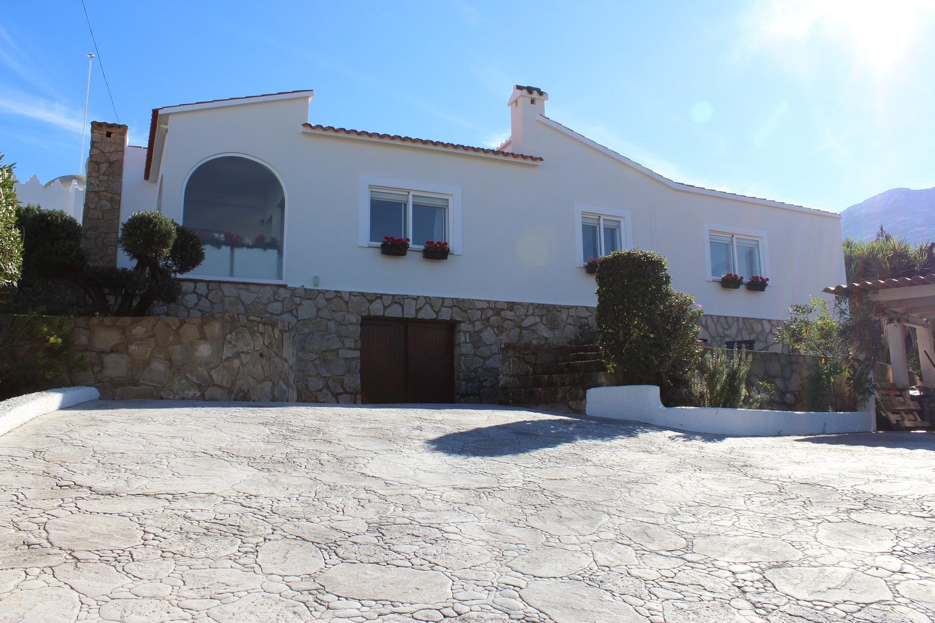 Casa / Chalet en Dénia, SAN NICOLAS, venta