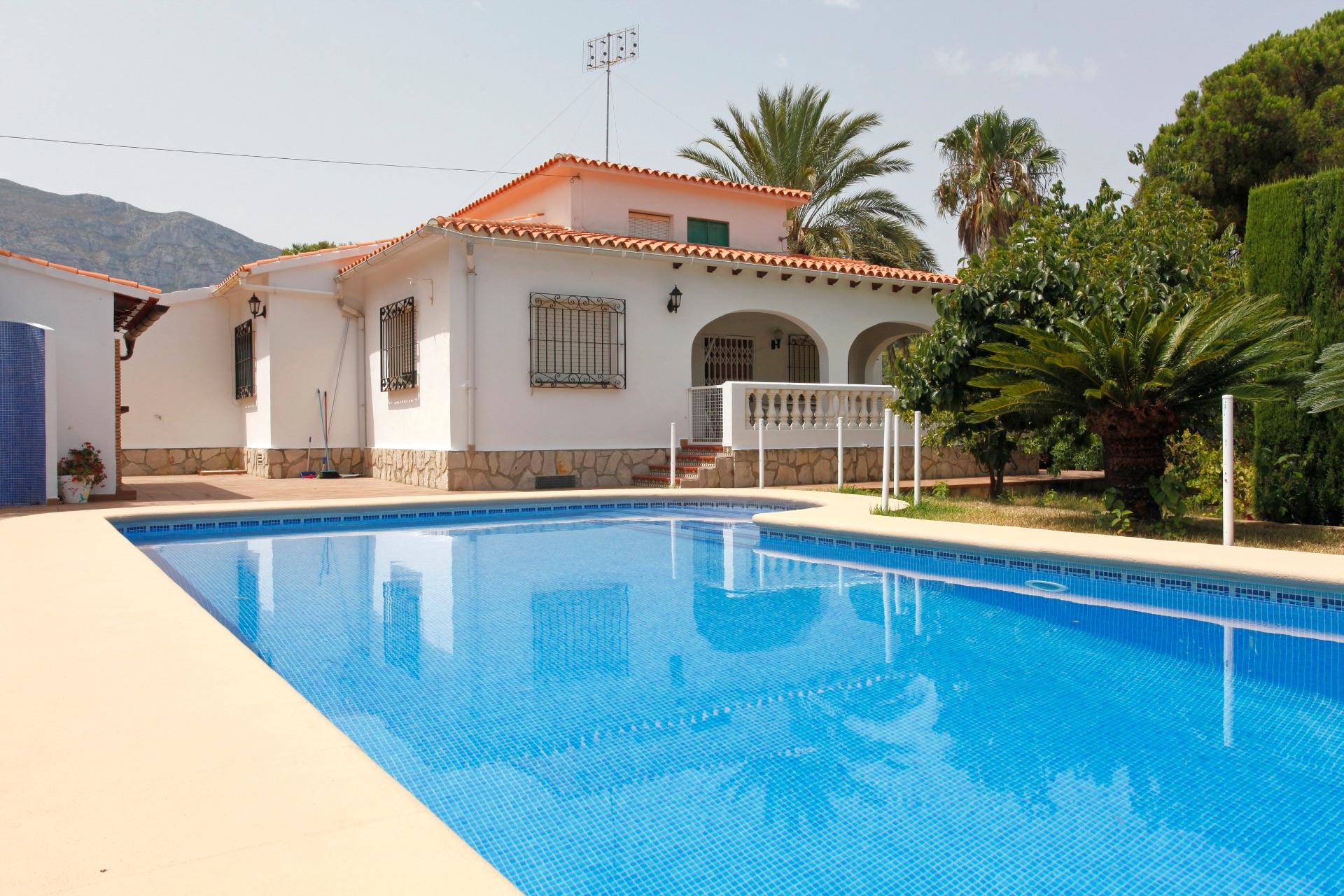Villa à Dénia, LAS ROTAS, vente