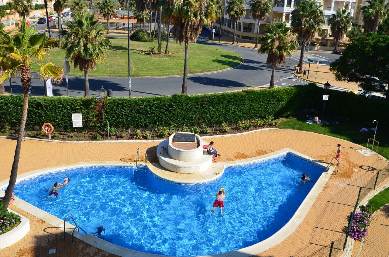 Apartment in Punta del Moral, Residencial El Faro, ferienmiete