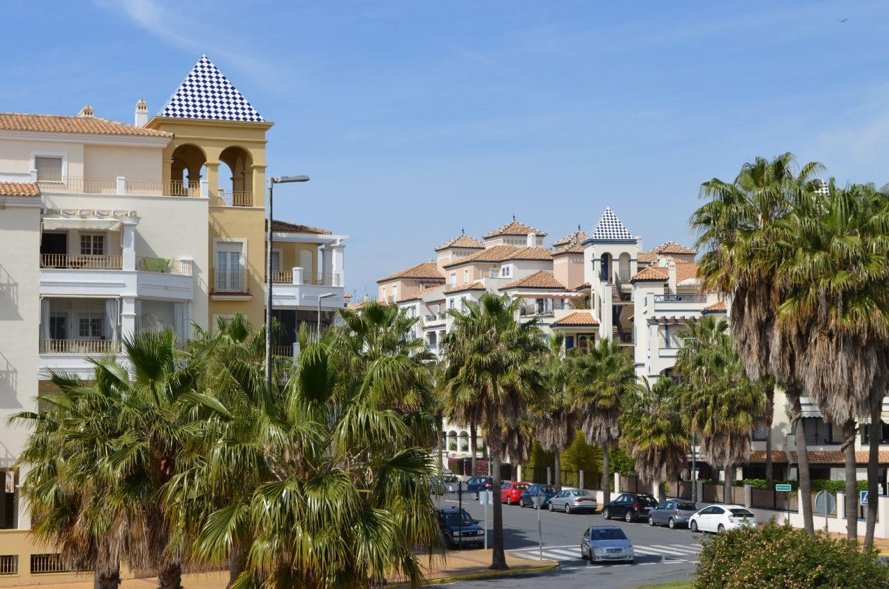 Appartamento in Punta del Moral, Residencial Atlantico, noleggio vacanze
